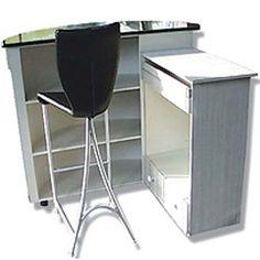 Beauty Salon Furniture - Receptionist Counter-Model # HZ-F