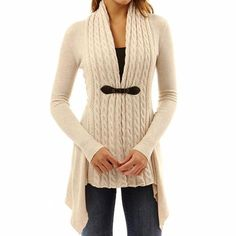 ac0b84a7cf Women Spring Autumn Knitted Sweater Long Sleeve Cardigan Outwear! pullover  sweater outfits