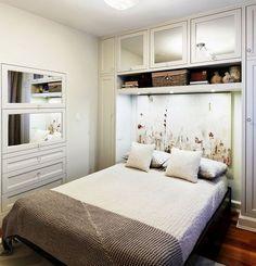 Con estas ideas que os mostramos hoy podréis mejorar el espacio de almacenamiento en habitaciones pequeñas de forma fácil y rápida.