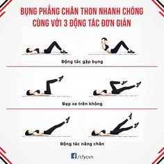 Hiệu quả lắm này Abs Workout Routines, Gym Workouts, At Home Workouts, Workout Exercises, Fitness Diet, Fitness Motivation, Body Fitness, Best Workout Plan, Gym Workout For Beginners
