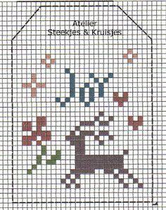 Steekjes & Kruisjes: Freebies