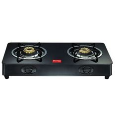 Buy online #Prestige Gas Stove GT02 2 Burner @ luluwebstore.in for Rs.4,200/-