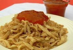 14 olcsó és gyors tészta mindenkinek!   NOSALTY Spaghetti, Food And Drink, Menu, Vegetarian, Dishes, Chicken, Ethnic Recipes, Bak, Hungarian Recipes