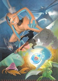 2007 Pokemon Center Calendar
