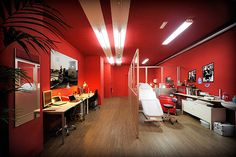 Burnout Ink - Tattoo Shop equipped by Pixeleye IV
