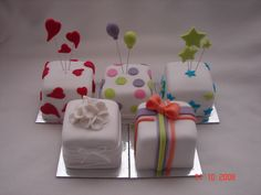 Minicakes | Flickr - Photo Sharing!