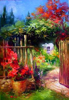 The Garden Gate~