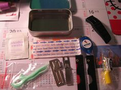 My Mini Urban Survival Kit