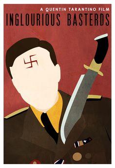 Inglourious Basterds - movie poster