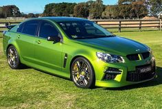HSV GTS, 2017, W507 Walkinshaw Upgrade.
