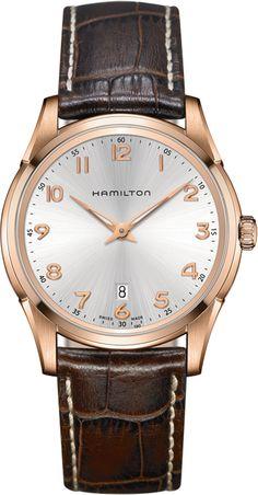 H38541513, , Hamilton thinline watch, mens