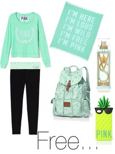 """""""Free"""" by hipsta-kidd on Polyvore"""