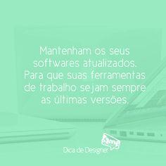 #FicaDica de #Designer #BampDM #Design #Marketing e #Criatividade