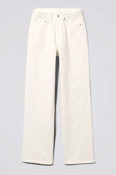 Jeans - Women's denim - Denim - Weekday DK
