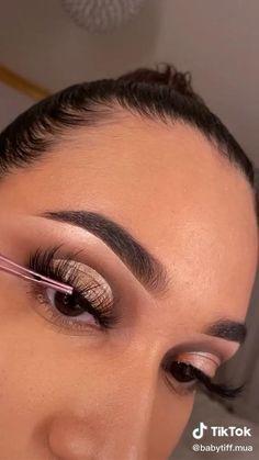 Vegas Makeup, Prom Eye Makeup, Hazel Eye Makeup, Bright Eye Makeup, Purple Eye Makeup, Skin Makeup, Eyeshadow Makeup, Smoky Brown Eye Makeup, Cut Crease Eyeshadow