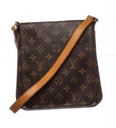 Louis Vuitton Monogram Musette Salsa Shoulder Bag  3ced61a806ceb