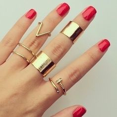 How to Chic: MIDI RINGS
