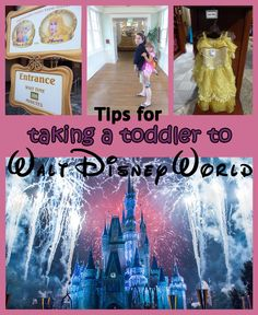 Keep these tips in mind when traveling to Walt Disney World with your toddler to make the trip fun and memorable for all involved.