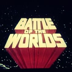 Let's call it a night. Battle of the Worlds, #retrofuture #atomage #scifi #space #sciencefiction #vintage #movie #bmovie #night #cult #pulp #trash #dope #cosmic #classic #tv