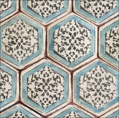 Crisp Interiors: Moroccan Tile Has My Heart