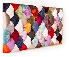 Cabeceros tapizados: elige forma, materiales y acabados: Técnicas en los tapizados de un cabecero de cama