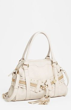Big Buddha 'Eryn' Faux Leather Satchel available at #Nordstrom