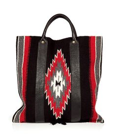 The Southwestern Style Statement Bag