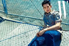 Kim Soo-hyun is an ordinary man for the July issue of W Magazine, check it out! W Korea, Lee Bo Young, My Love From The Star, Joo Won, Poster Boys, Moon Chae Won, Hallyu Star, W Magazine, Best Dramas