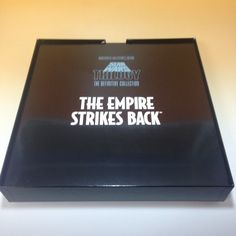 Star Wars Trilogy Definitive Collection Collector's Special Edition LD Rare B007