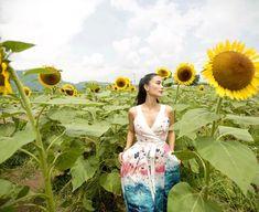 Heart Evangelista Style, Lily Pulitzer, Summer Dresses, Caftans, Sunflowers, Instagram, Girls, Fashion, Winter Fashion