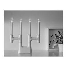 Ikea PS candle holder.