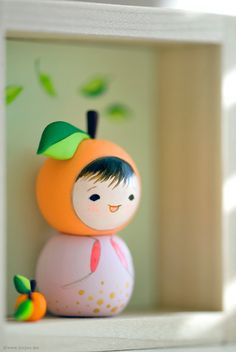 joojoo: Maemi . The fifth kokeshi