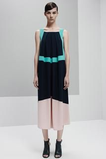 Araks Spring 2015- dress shape