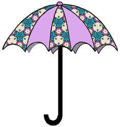 umbrella clipart | Umbrellas | Pinterest | Clip art, Clipart ...