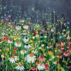 Summer flowers by Kirstin Handley