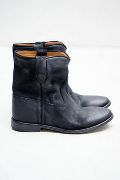 Black Crisi Boot