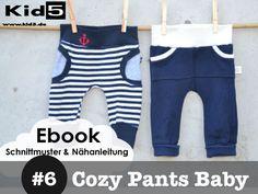 ★ ebook Baby-Jogger / Hose  7 Größen!! von Kid5  auf DaWanda.com