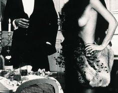 Hotel Suite, After Dinner, Paris, 1977 by Helmut Newton
