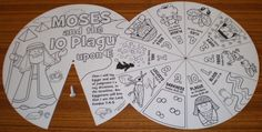 10 Plagues Activity Sheets - WOW.com - Image Results