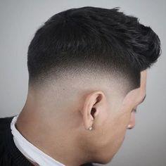 Corte de pelo para hombre con sombreado