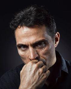 British photographer Rory Lewis's portraits of actors and other public figures go on show in London. Pretty Men, Beautiful Men, Liverpool, British Journal Of Photography, Rufus Sewell, High Castle, William Shatner, London, Baby Daddy