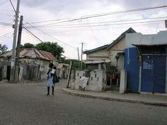 Trenchtown, Jamaica.