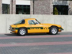 Driven - TVR Taimar