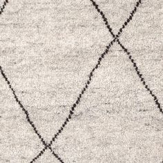 #DashandAlbert Numa Hand Knotted Rug. If you've been looking for a lush, plush, treat for the feet, try our new Moroccan-inspired woven wool area rugs! Soft and dense, with a subtle geometric pattern, these rugs are made for maximum comfort.
