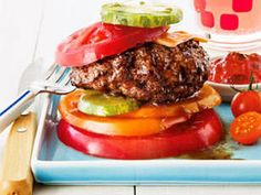 Spicy kangaroo burgers - I found ground Kangaroo at Sprouts so I'm trying these tomorrow night!