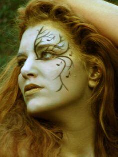 Autumn Fairy Makeup Autumn Song Fairy by
