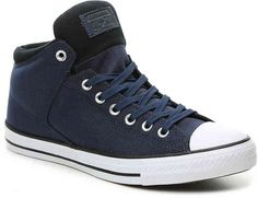 Converse Chuck Taylor All Star Street Cordura High-Top Sneaker think i'm in love 🤩 White Converse, Converse Men, All Star Shoes, Converse Chuck Taylor All Star, Chuck Taylors, High Tops, Shoe Boots, High Top Sneakers, Dress Shoes