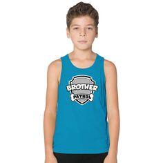 BROTHER PATROL Kids Tank Top