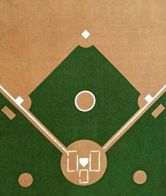 Best baseball field clip art 4784 clipartion templates robert kaufman sports life screen print karen foster d 11536 baseball diamond sports fabric 1 panel ccuart Image collections