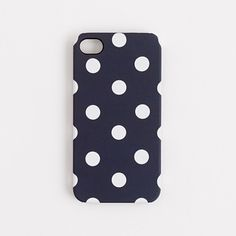 dotted iphone case | j.crew factory